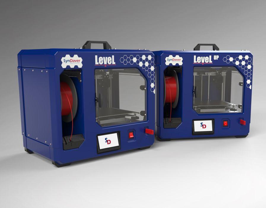 SynDaver3D Announces Two Low-Cost Desktop 3D Printers