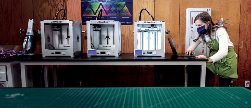 Expanding Workforce Training for 3D Printing