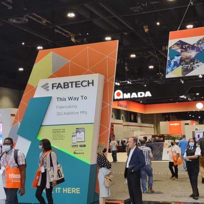 FABTECH 2021 Brought 3D Printing Back To The Larger Trade Show Floor