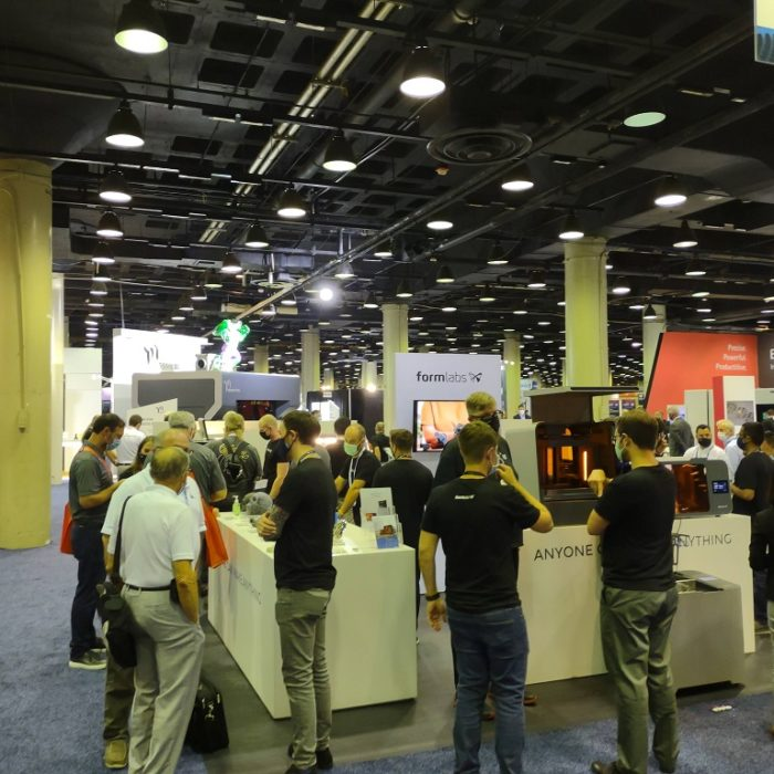 The In-Person 3D Printing Products And People Of RAPID + TCT 2021