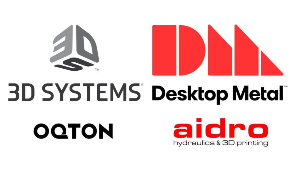 3D Systems and Desktop Metal Both Make Significant Acquisitions