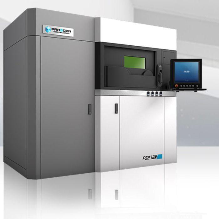 Farsoon Introduces the FS273M LPBF Industrial 3D Printer