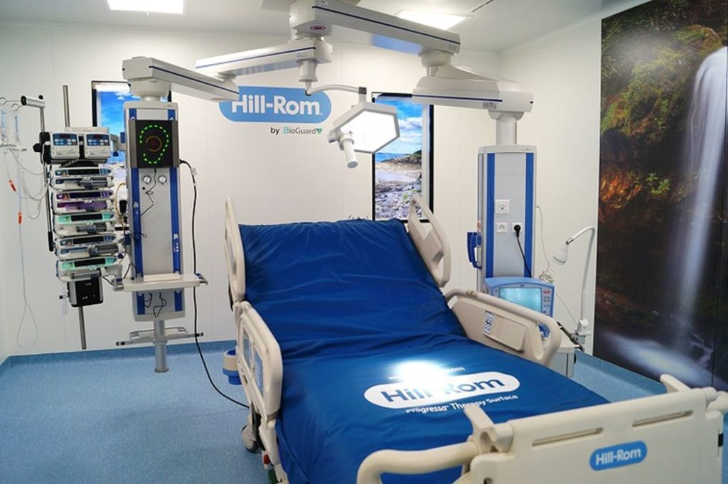 The Hillrom-Bardy Diagnostics Merger Will Now Take Place