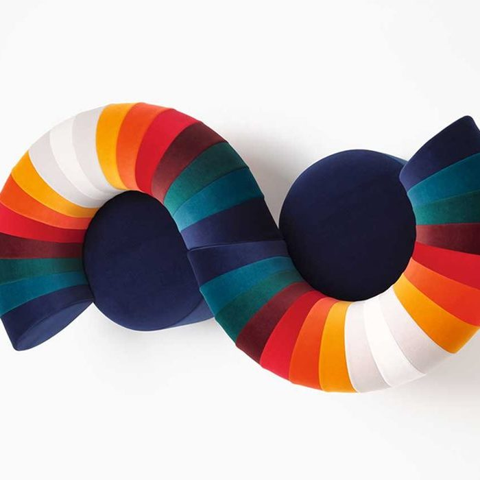 Kvadrat Textiles Weave in 3D Printing