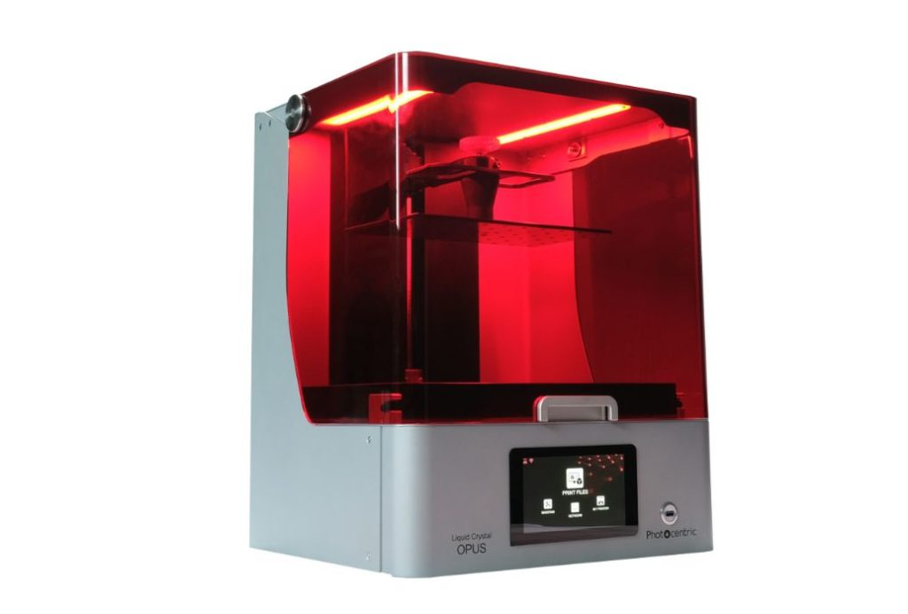 Photocentric Launches New Desktop 3D Printer, the LC Opus