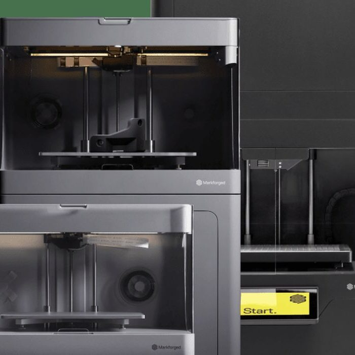 Markforged Releases Eiger Fleet for Additive Manufacturing