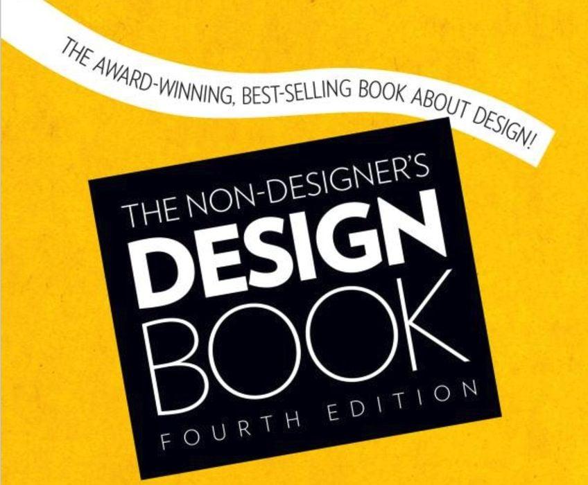 Book of the Week: The Non-Designer's Design Book