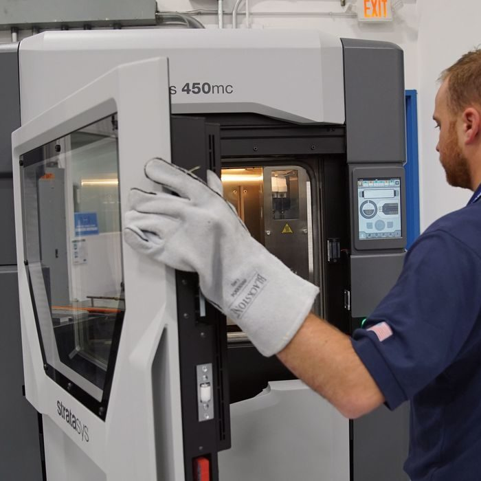 Stratasys Opens Doors with New ProtectAM System