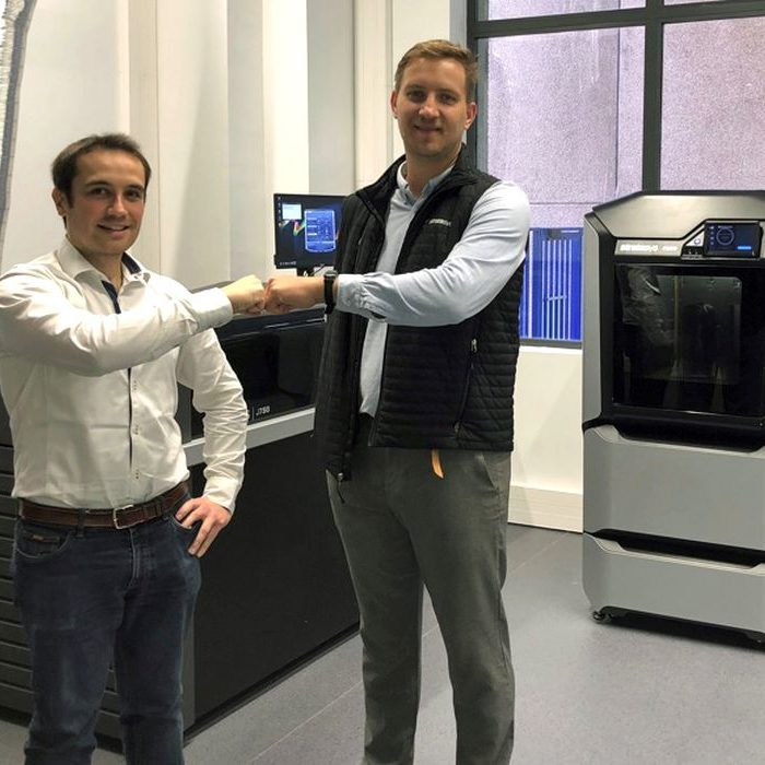 Bone 3D's Hospifactory Could be a Massive Boost to Stratasys