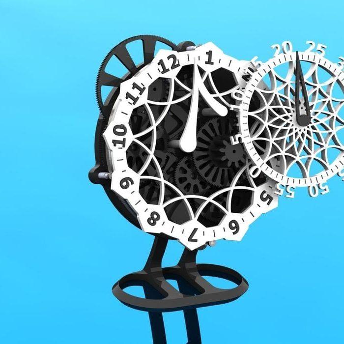 Design of the Week: Unique Clock